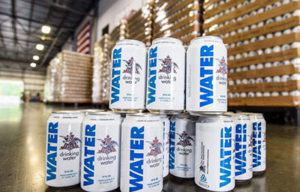 Anheuser-Busch Emergency Water Donation