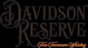 Davidson Reserve logo by Pennington Distilling Co,