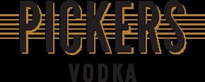Pickers Vodka logo Pennington Distilling Co