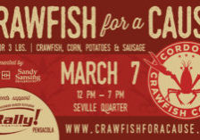 Crawfish for a Cause Event Banner