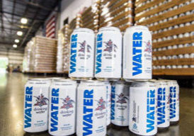 Anheuser-Busch Emergency Water Donation